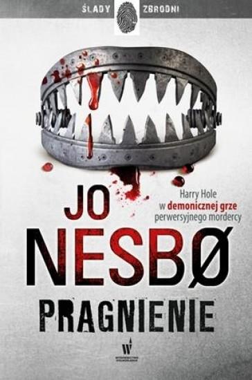 Pragnienie - Jo Nesbo | okładka