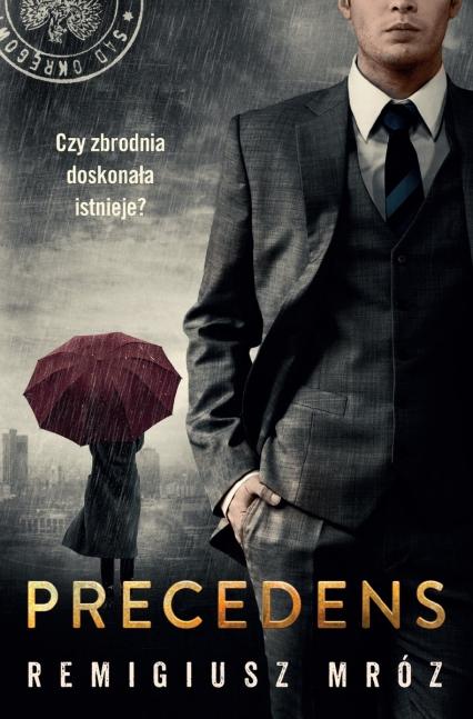 Precedens -  | okładka