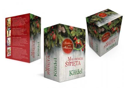 Malownicze Święta - pakiet 4 powieści  - Magdalena Kordel | okładka