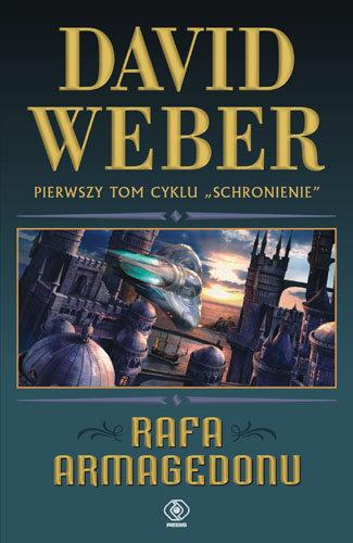 Rafa Armagedonu - David Weber | okładka
