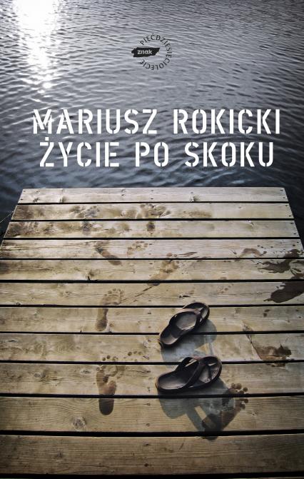 Życie po skoku - Mariusz Rokicki  | okładka