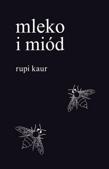 Mleko i miód - Rupi Kaur | okładka