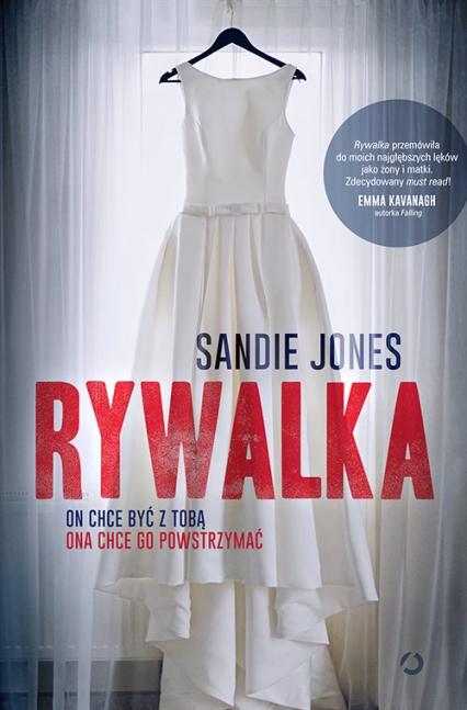 Rywalka - Sandie Jones | okładka