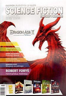 Science Fiction. Fantasy i Horror. Numer 65. Marzec 2011 - praca zbiorowa | okładka