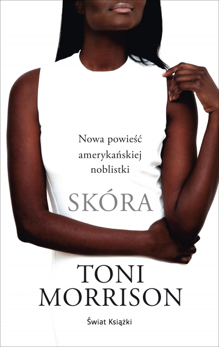Skóra - Toni Morrison | okładka