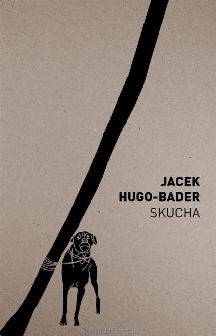 Skucha - Jacek Hugo-Bader   okładka