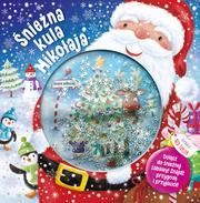 Śnieżna kula Mikołaja -  | okładka