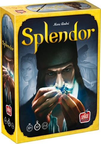 Splendor - gra planszowa -  | okładka