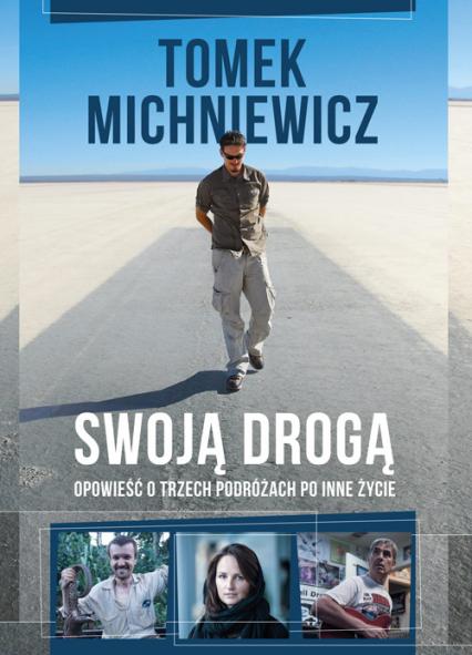 Swoją drogą - Tomek Michniewicz | okładka