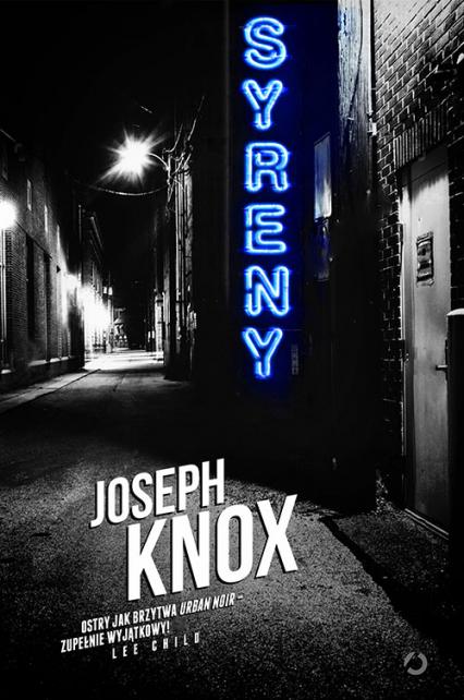 Syreny - Joseph Knox | okładka