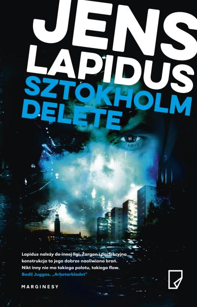 Sztokholm delete - Jens Lapidus | okładka