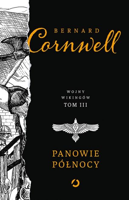 Panowie Północy - Bernard Cornwell | okładka
