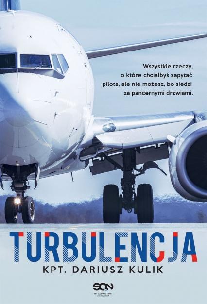 Turbulencja - Dariusz Kulik | okładka