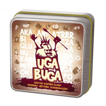 Uga Buga - gra karciana -  | okładka