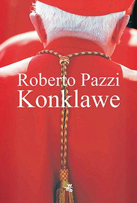 Konklawe - Roberto Pazzi | okładka
