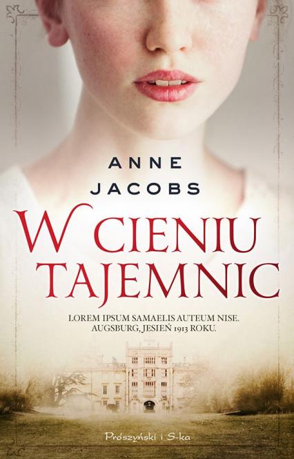 W cieniu tajemnic - Anne Jacobs | okładka