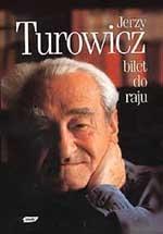 Bilet do raju - Jerzy Turowicz  | okładka