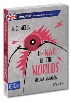 War of the Worlds. Wojna światów - Herbert George Wells   okładka