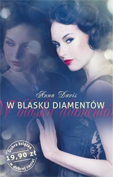W blasku diamentów - Anna Davis  | okładka