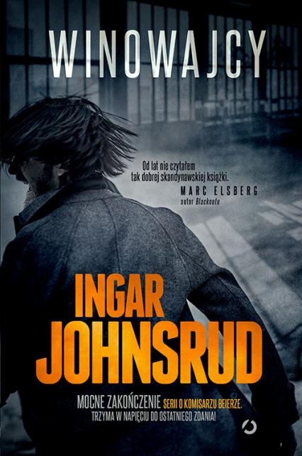 Winowajcy - Ingar Johnsrud | okładka