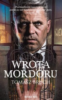 Wrota Mordoru - Tomasz Bruch | okładka