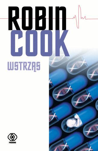 Wstrząs - Robin Cook | okładka