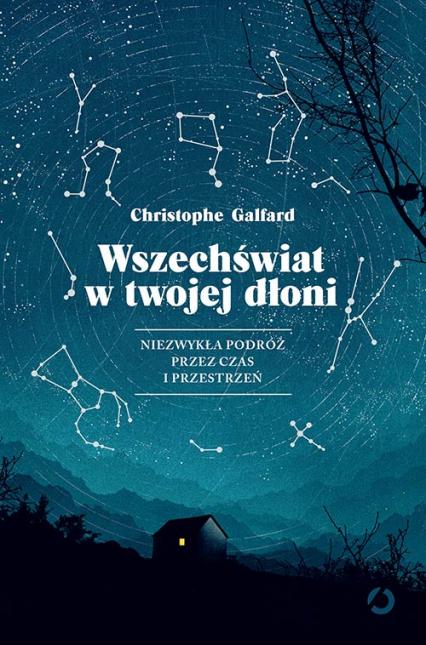 Wszechświat w twojej dłoni - Christophe Galfard | okładka