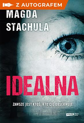 Idealna - Magda Stachula | okładka