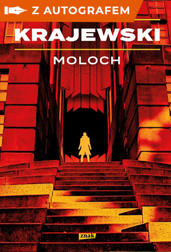 Moloch - Krajewski Marek   okładka