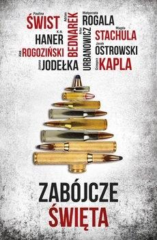 Zabójcze Święta - Paulina Świst, Magda Stachula i inni | okładka