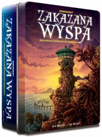 Zakazana Wyspa - gra planszowa