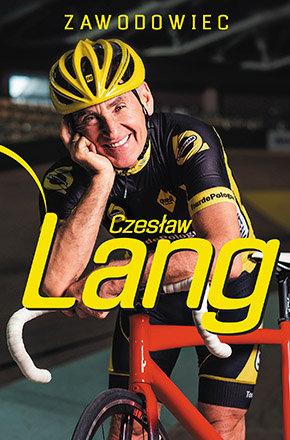 Zawodowiec - Czesław Lang | okładka