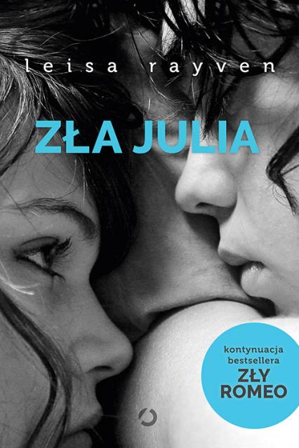 Zła Julia - Leisa Rayven | okładka