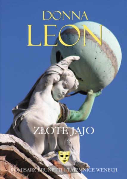 Złote jajo - Donna Leon | okładka