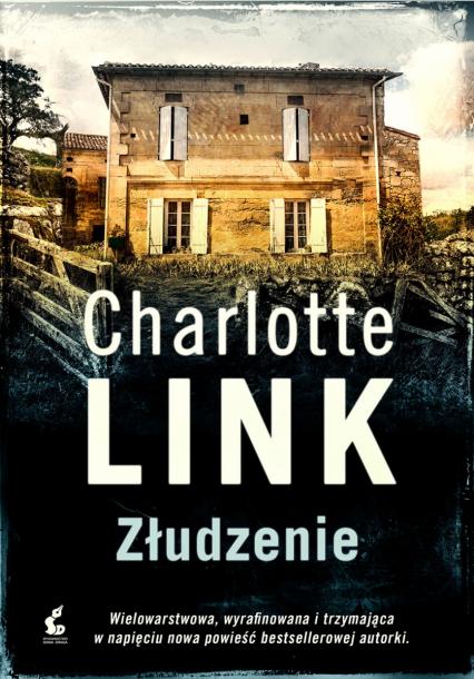 Złudzenie - Charlotte Link | okładka