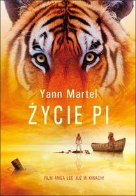 Życie Pi  - Yann Martel    okładka
