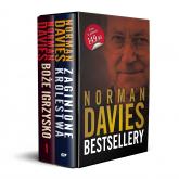 Norman Davies Bestsellery (Pakiet: Boże Igrzysko i Zaginione Królestwa) - Norman Davies | mała okładka
