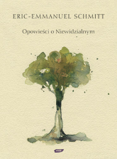 Opowieści o Niewidzialnym - Eric-Emmanuel Schmitt  | mała okładka