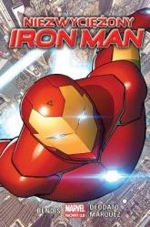 Niezwyciężony Iron Man. Marvel Now 2.0 -  Brian Michael Bendis | mała okładka