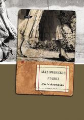 Mazowieckie piaski - Maria Radomska  | mała okładka