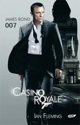 Casino Royale - Ian Fleming  | mała okładka