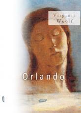 Orlando - Virginia Woolf  | mała okładka
