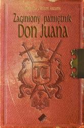 Zaginiony pamiętnik Don Juana - Abrams Douglas Carlton    mała okładka