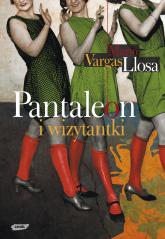 Pantaleon i wizytantki - Mario Vargas Llosa  | mała okładka