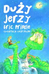 Duży Jerzy - Eric Pringle  | mała okładka