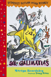 Sir Galimatias - Martyn Beardsley  | mała okładka