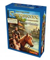 Carcassonne - Karczmy i Katedry - rozszerzenie do gry planszowej - Klaus-Jürgen Wrede | mała okładka