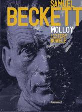 Molloy i cztery nowele - Samuel Beckett  | mała okładka