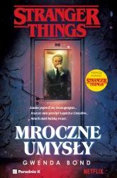 Stranger Things. Mroczne umysły -  | mała okładka