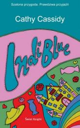 Indi blue - Cathy Cassidy | mała okładka